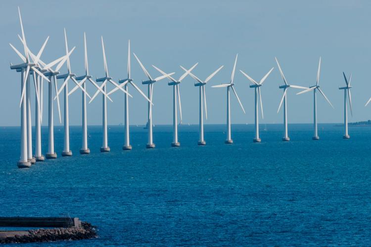 copenhagen denmark turbines