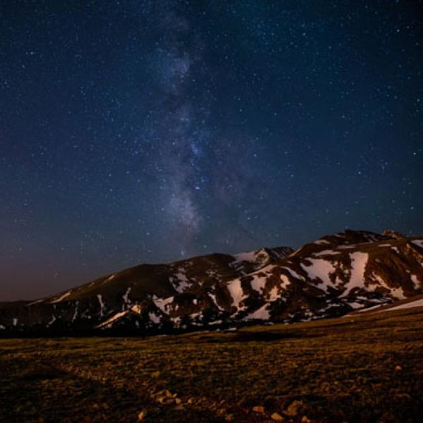 3:30 am in June near the Tundra Lab