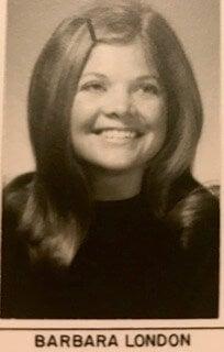 Barbara Pierpoint's old school photo