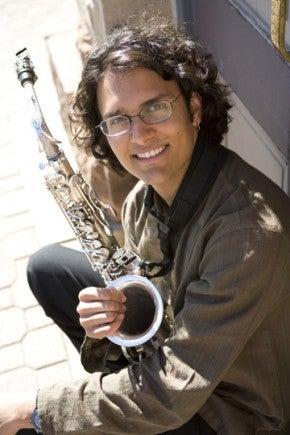 Alumni News - Aakash Mittal wins ASCAP/Chamber Music America Award