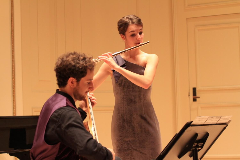 Claire Gunsbury at Carnegie Hall