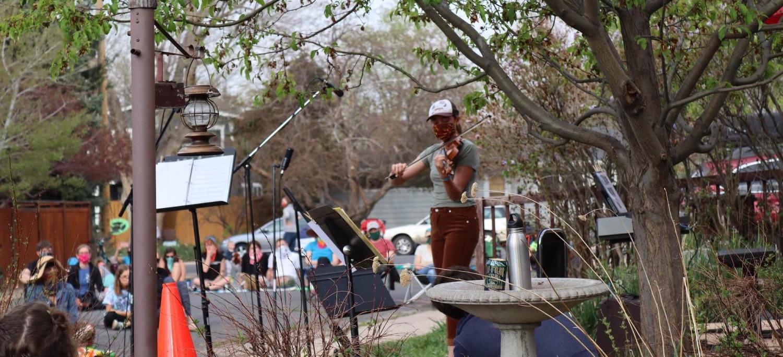 Robbie Herbst outdoor performance