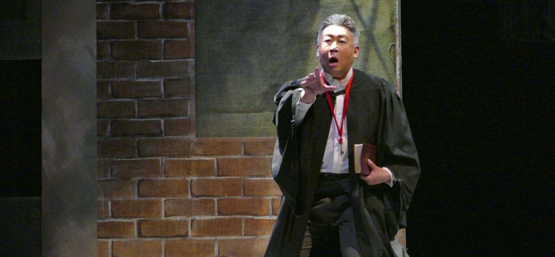 Wei Wu in Sweeney Todd