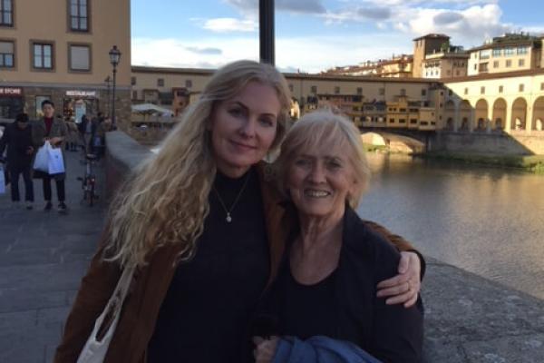 Katherine Schimmel and Judith Glyde