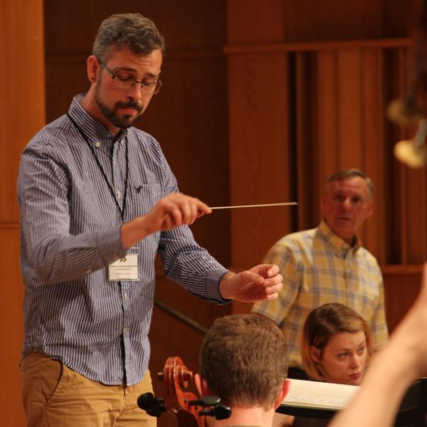 orchestral conducting