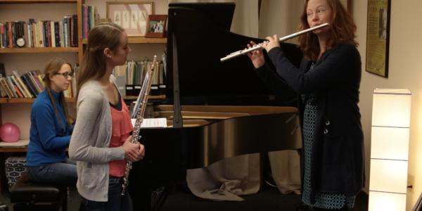 christina jennings rehearsing