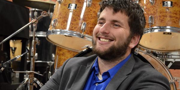 ben pollack smiling