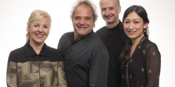 The Takacs Quartet