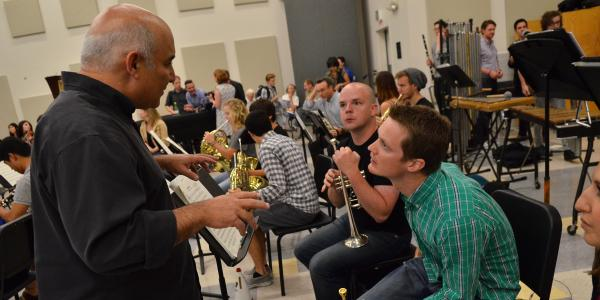 cleveland orchestra musicians visit