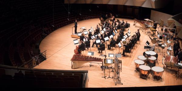 Wind Symphony at Boettcher