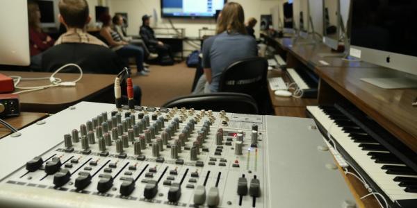 music technology class