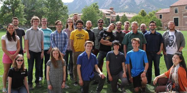 composition students and faculty