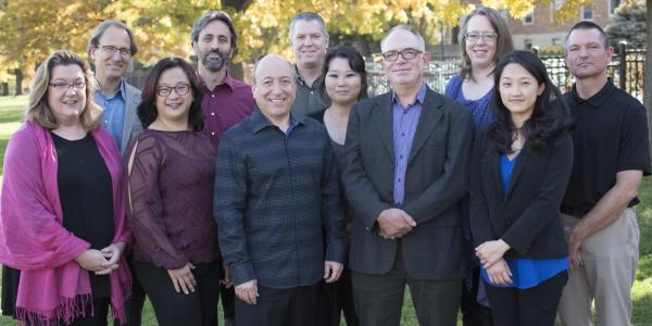 keyboard faculty on farrand field