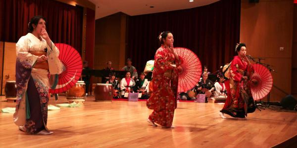 Japanese Ensemble Performance