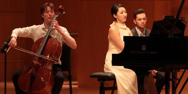 grad cello performance