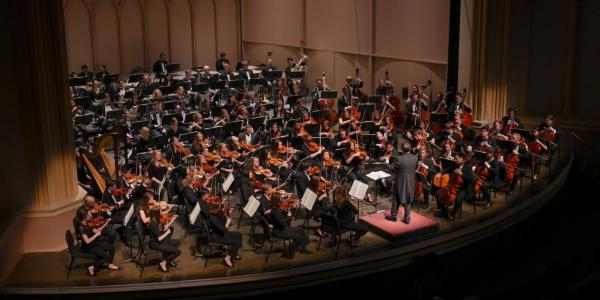 Orchestra Ensemble Performance