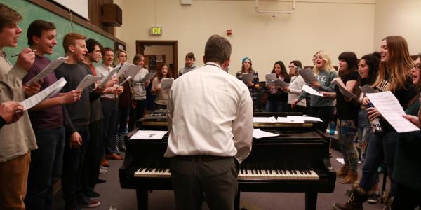 Choir lessons