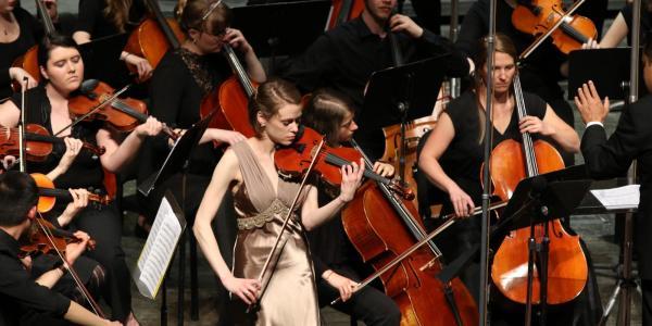 Strings Department
