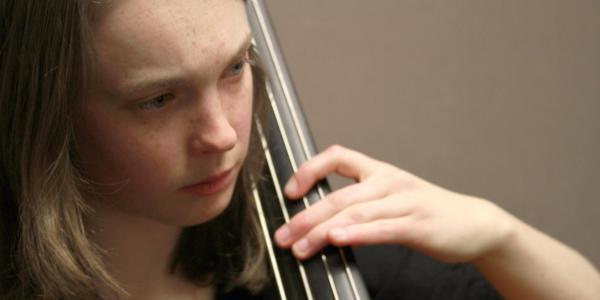 Focused String Student