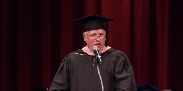 Thomas Morgan speaking