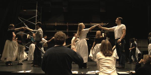 Voice Faculty Leigh Holman with Eklund Opera