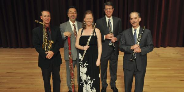 woodwinds faculty