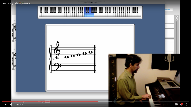 Online summer piano course open for registration | College