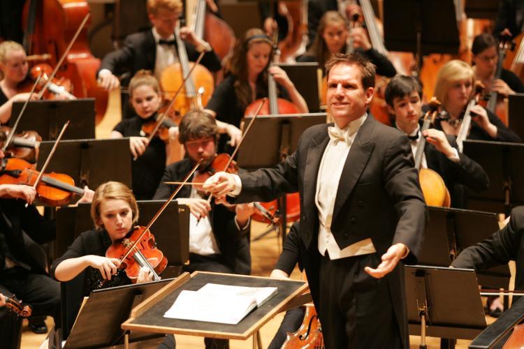 symphony orchestra at boettcher