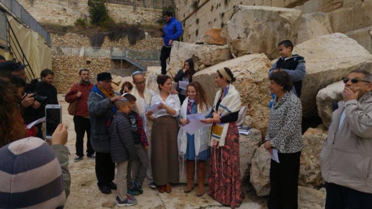 kolby morris in israel