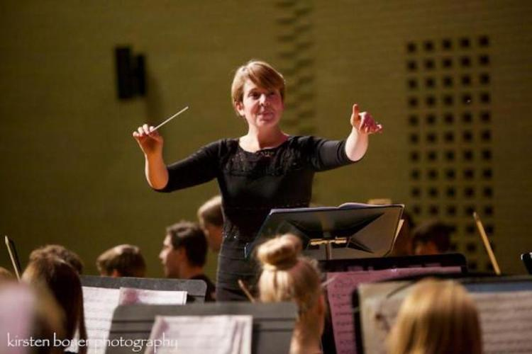 ashley brandin conducting