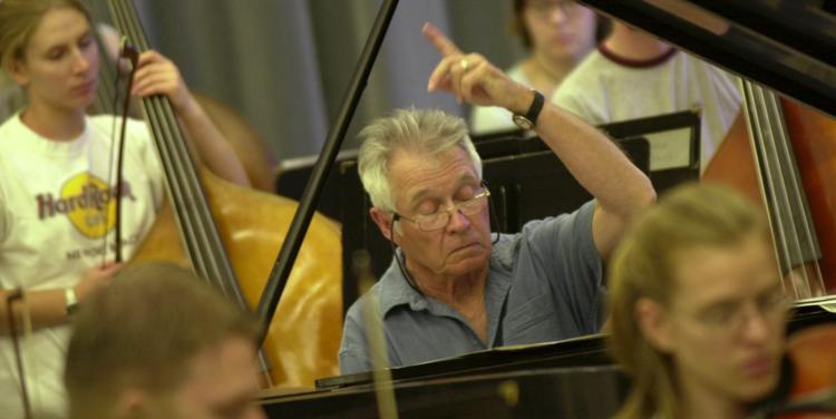 dave grusin conducting