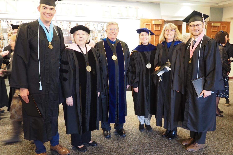 fall graduates