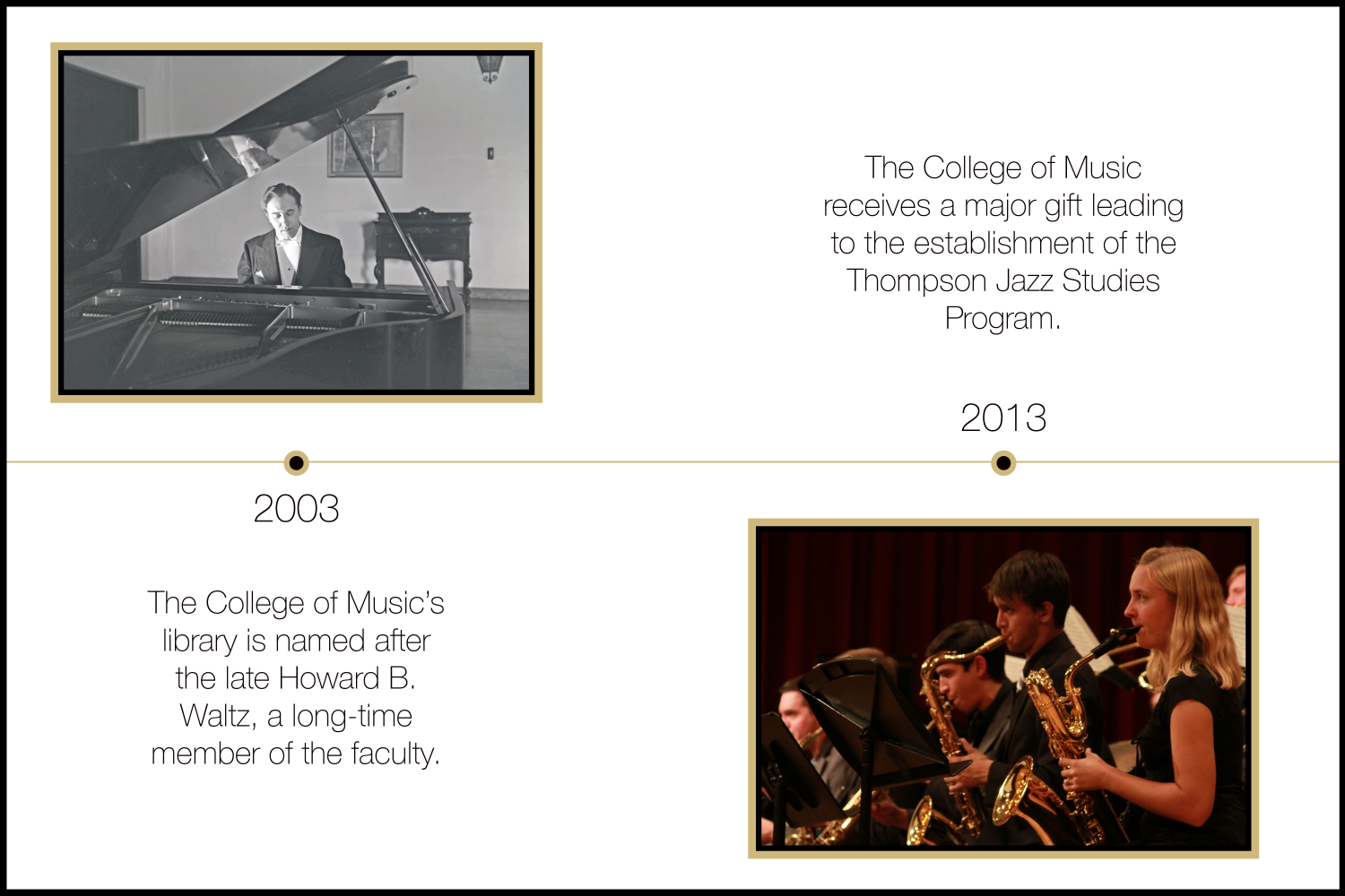 howard waltz and jazz group 2003-2013