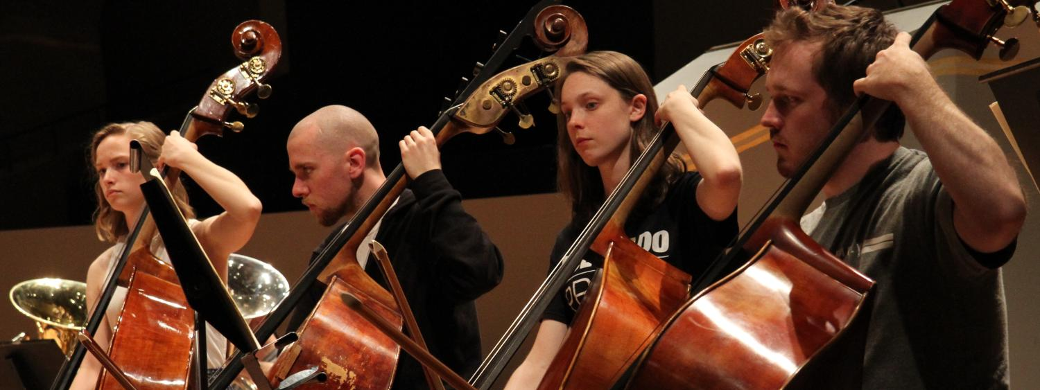 bass students
