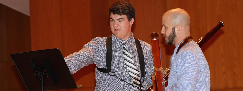 bassoon master class
