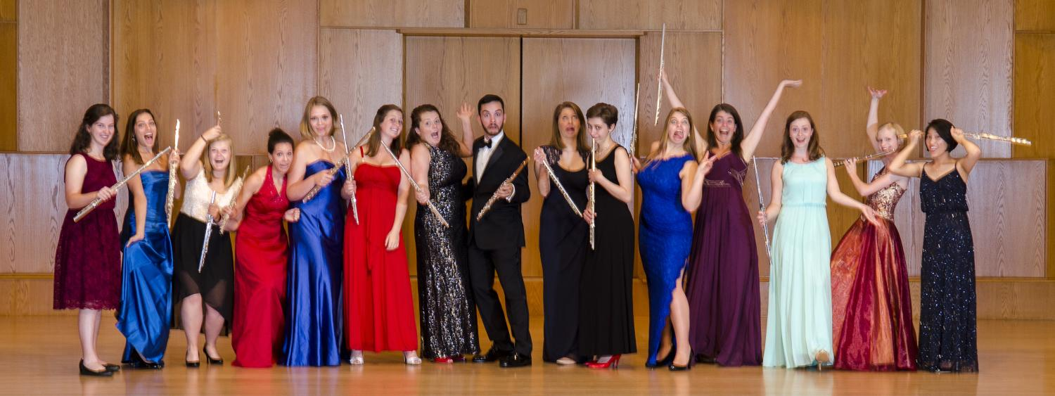 flute studio group silly