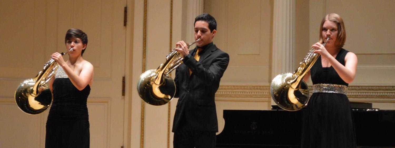 Horn concert
