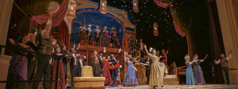 Eklund Opera Performance