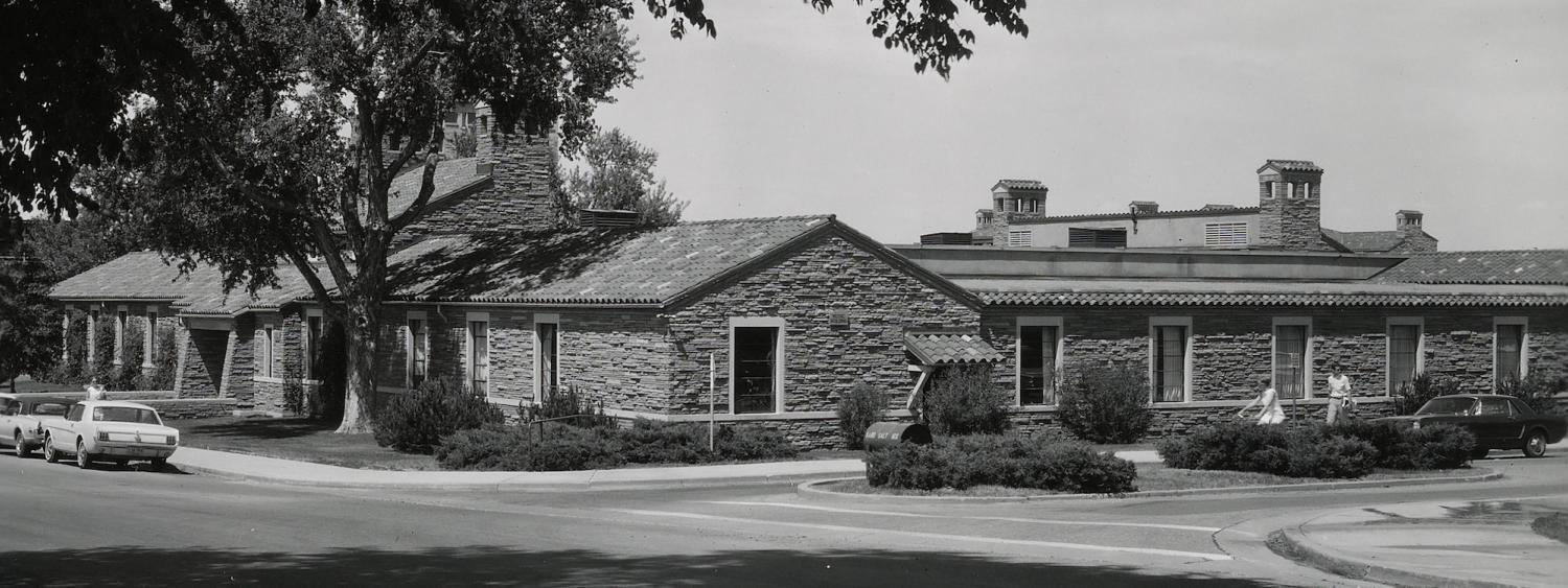 old imig music building