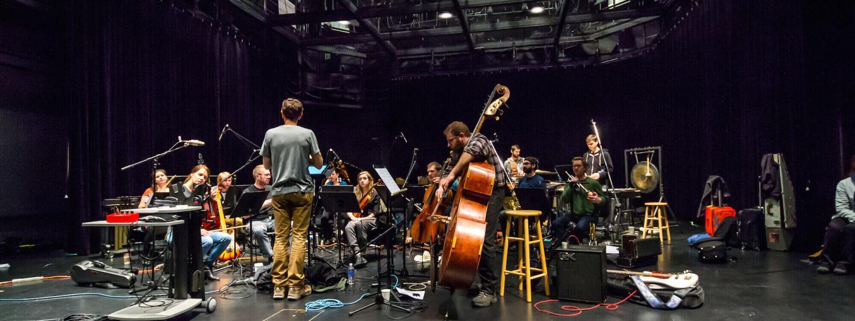 Pendulum New Music | College of Music | University of