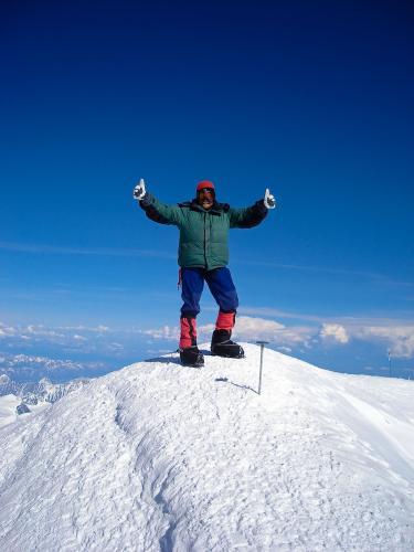 Summit of Denali