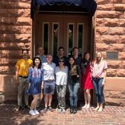 Group at Aspen