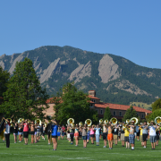 marching band farrand field