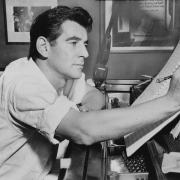 leonard bernstein composing