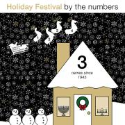 Holiday Festival by the numbers (see text of story for details)