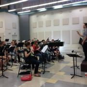 summer music academy class