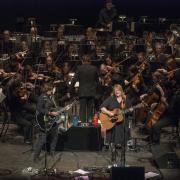 indigo girls with the symphony orchestra