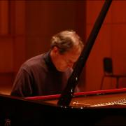 David Korevaar rehearsing