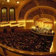 macky auditorium artist series event
