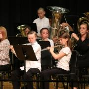 middle school ensemble concert